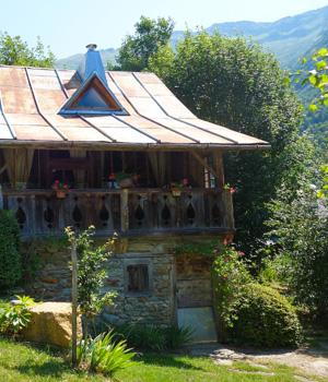 Historisches Landhaus im Urlaub
