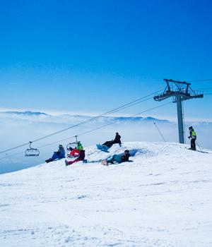 Skiurlaub für jung und alt