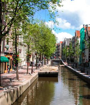 Städtetrip nach Amsterdam